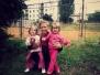Miriam, Anežka+Amálka a asistentka Veronika