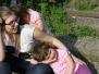 Šárka, Hanička+Anička a asistentka Nina