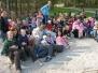 Venkovní sraz Borský park 16. 4. 2012